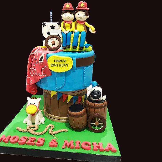 Birthday Cake Part 2 by Libra Cake - 030