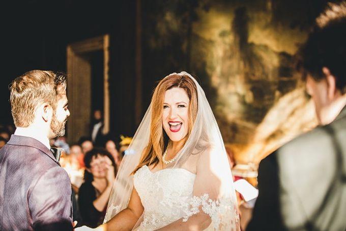 Luxury wedding in Venice by CB Photographer Venice - 030
