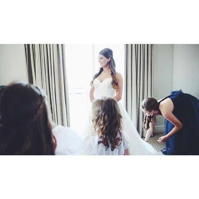 Morgan & Chad - Wedding Video by Southern Charm Wedding Films - 005