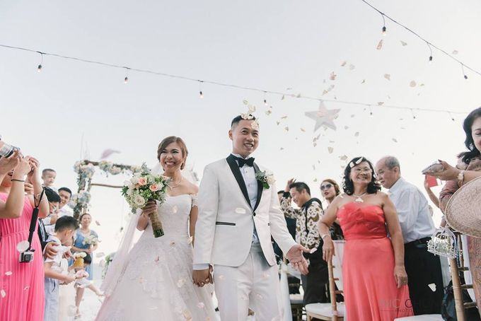 Actual Wedding Day by Nic Chung Photography - 002