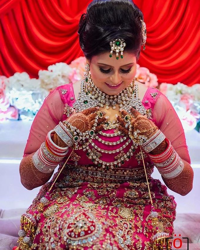 Bridal Henna - Intricate by Nakreze Mehndi - 016