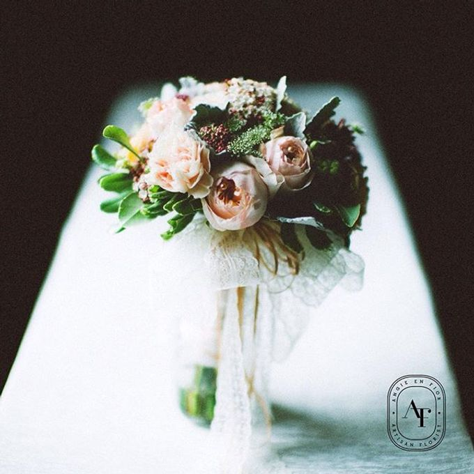 Bride Bouquet by Angie Fior - 019