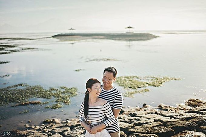 Best Of Prewedding by Hendra & Andre  by Cheese N Click Photography - 032
