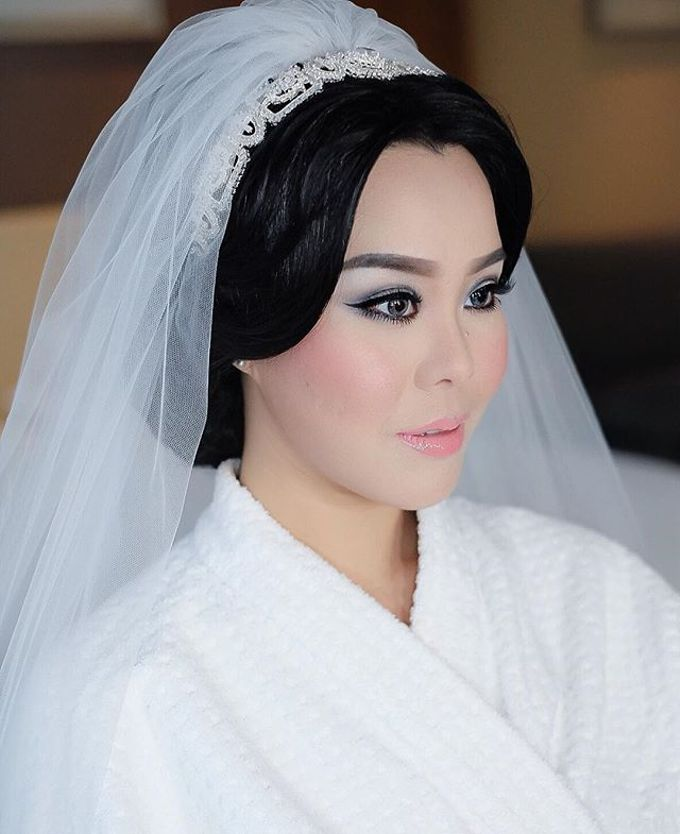 Wedding  by Fedya Make Up Artist - 022