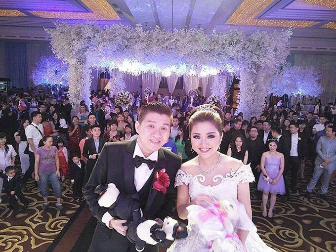 Wedding of Yanto & Anne by STILETTO PAGAR AYU - 004