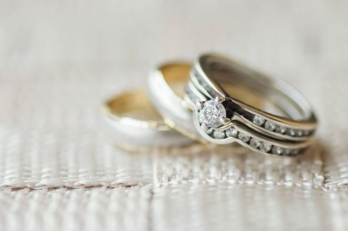 Wedding Rings by Peach Frost Studio - 008