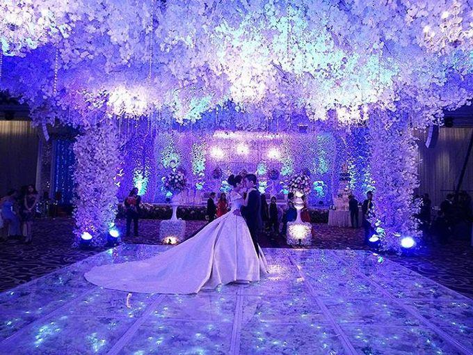 Wedding of Yanto & Anne by STILETTO PAGAR AYU - 003