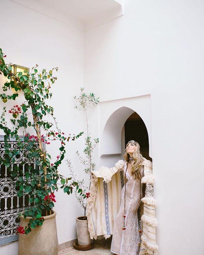 Morocco Wedding Inspiration  by Island Bridal - 001