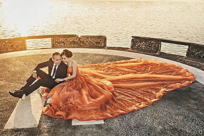 Best Of Prewedding by Hendra & Andre  by Cheese N Click Photography - 013