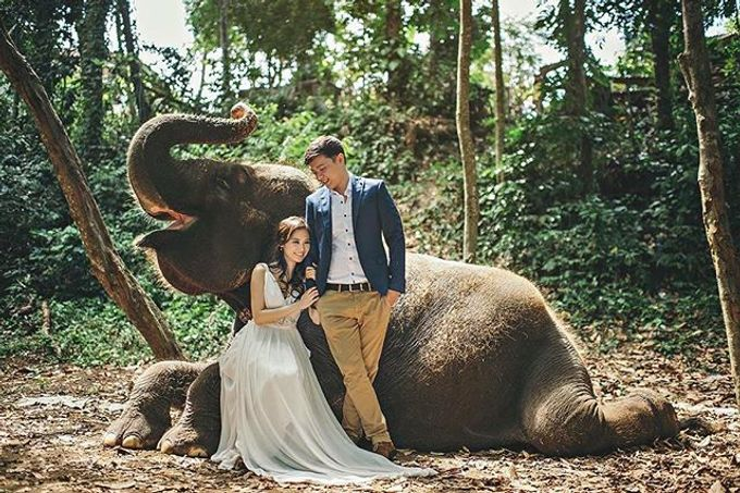 Best Of Prewedding by Hendra & Andre  by Cheese N Click Photography - 024