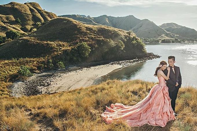 Best Of Prewedding by Hendra & Andre  by Cheese N Click Photography - 025