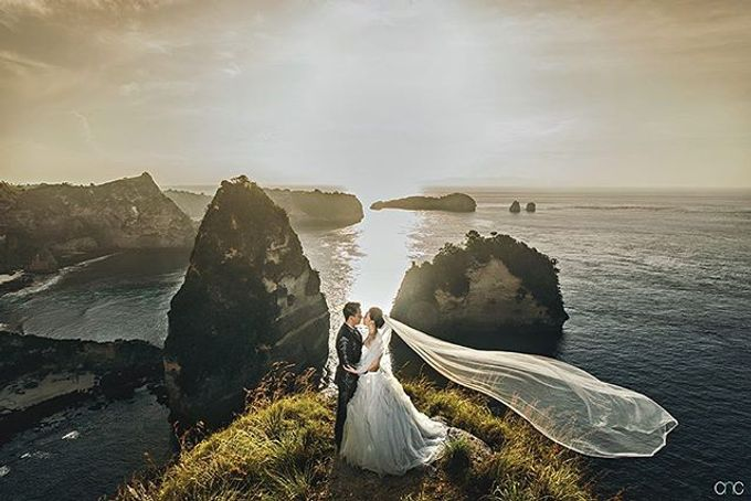 Best Of Prewedding by Hendra & Andre  by Cheese N Click Photography - 016