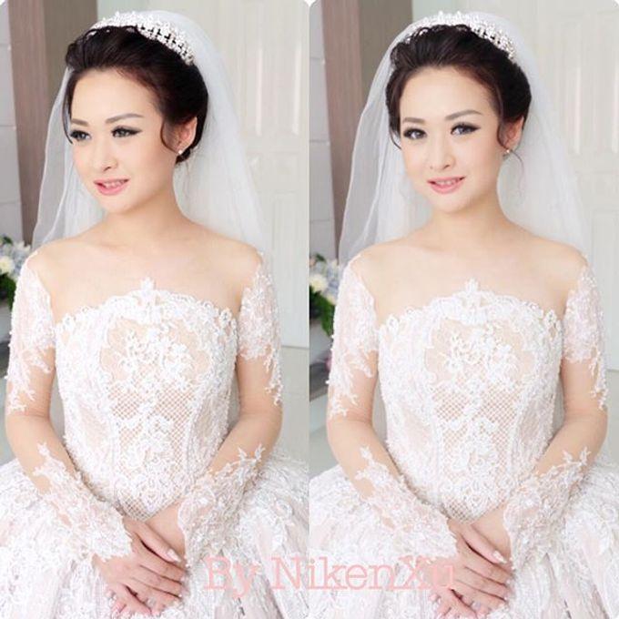 Wedding Makeup ,Mom ,Sister by Niken Xu Makeup Artist - 002