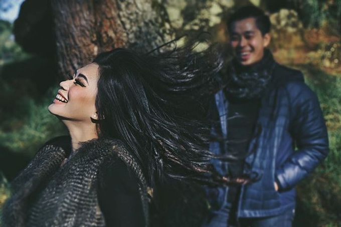 Best Of Prewedding by Hendra & Andre  by Cheese N Click Photography - 018