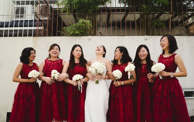 Bridal Hand Bouquets by Sing See Soon - 013