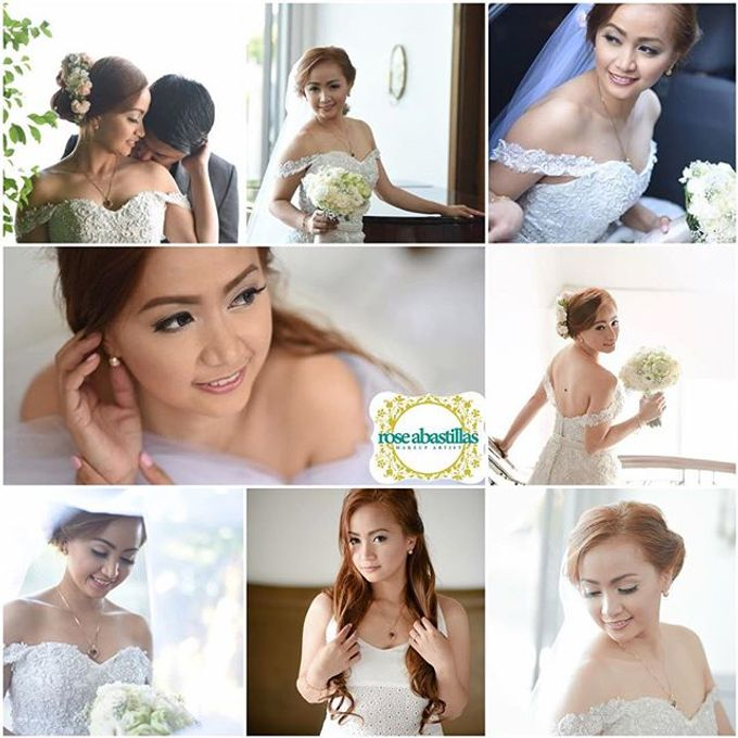My Brides  by Makeup By Rose Abastillas - 008