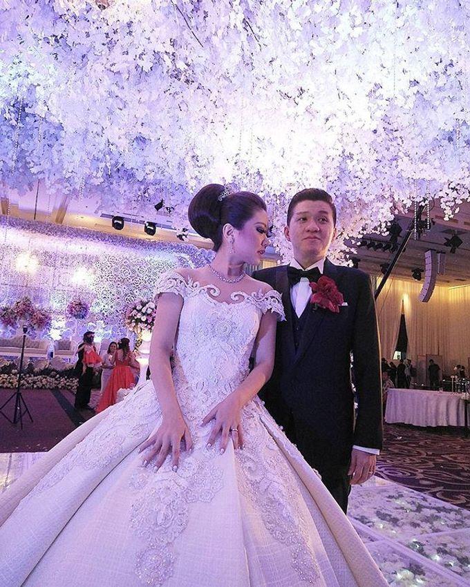 Wedding of Yanto & Anne by STILETTO PAGAR AYU - 002