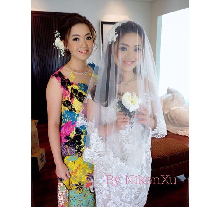 Wedding Makeup ,Mom ,Sister by Niken Xu Makeup Artist - 009