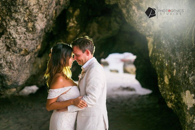 David and Mia Wedding by Photogenics Studios - 001