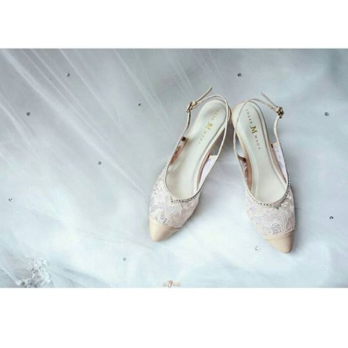 wedding shoes by Jolie Moda - 002