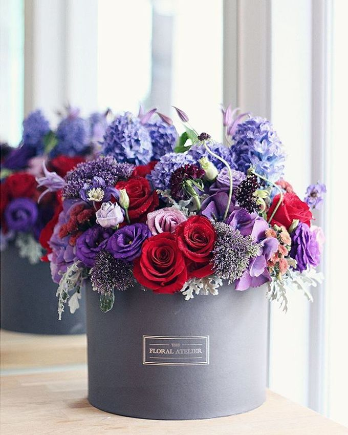 Signature Bloom Boxes by The Floral Atelier - 001
