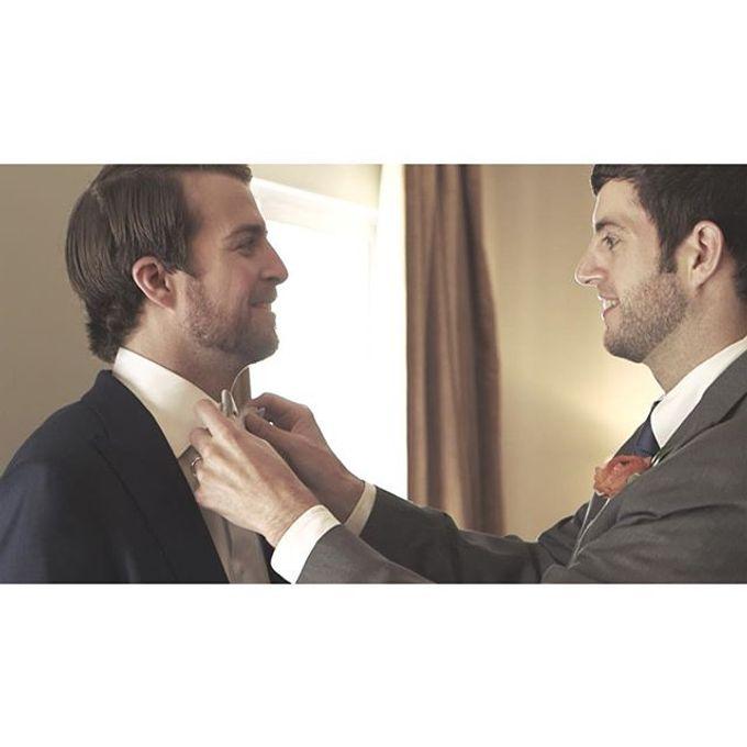 Morgan & Chad - Wedding Video by Southern Charm Wedding Films - 004