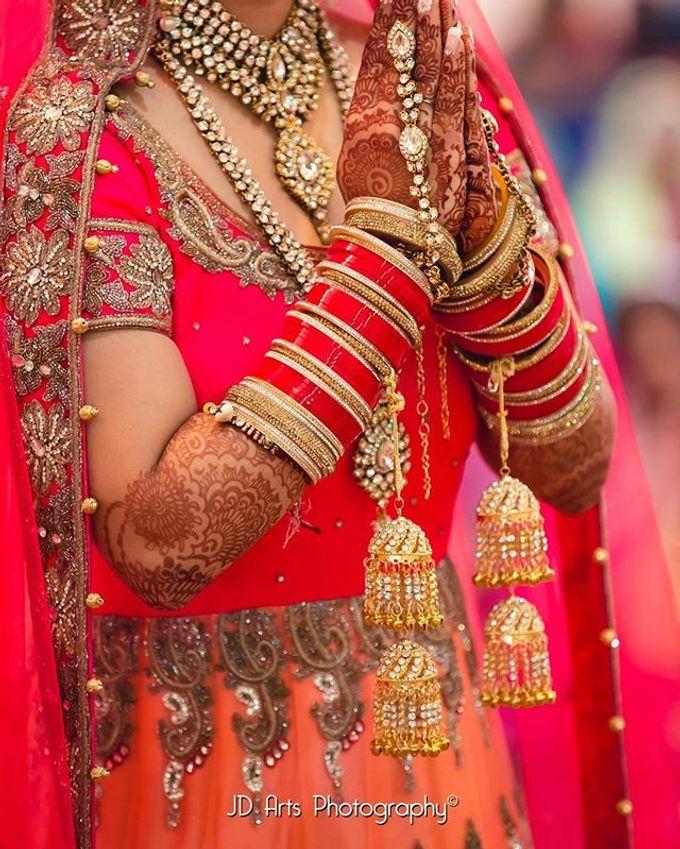 Bridal Henna - Intricate by Nakreze Mehndi - 019