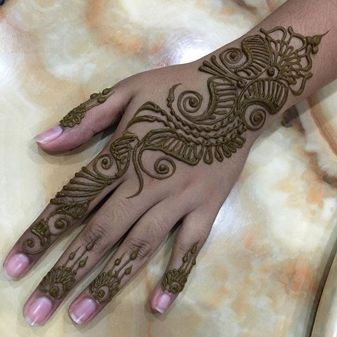 Henna for Events - Group  by Nakreze Mehndi - 004