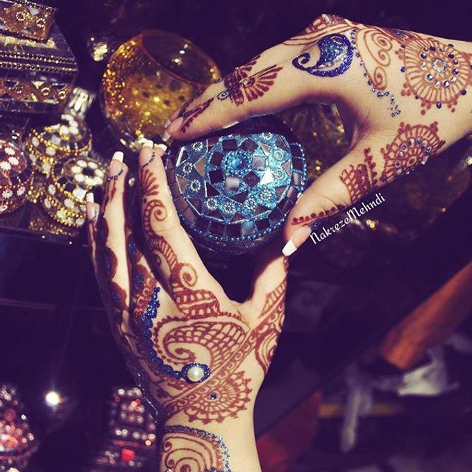 Bridal Henna - Arabic by Nakreze Mehndi - 010