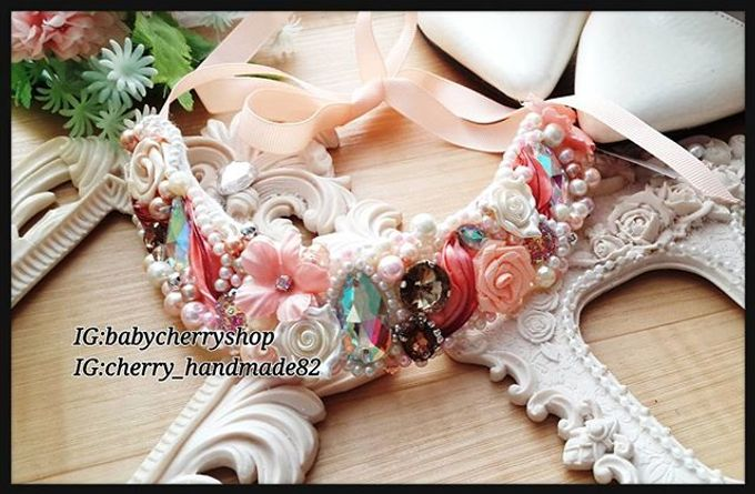 Statement Necklace by Cherry's  Handmade - 001