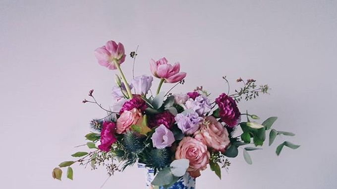 Garden Inspired Bouquets III by Keira Floral - 013