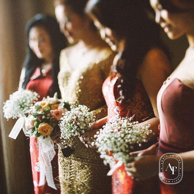 Bride Bouquet by Angie Fior - 018