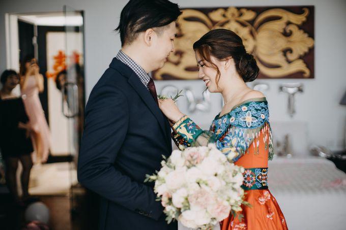 The Wedding of Chuan Yi & Elva by Varawedding - 028