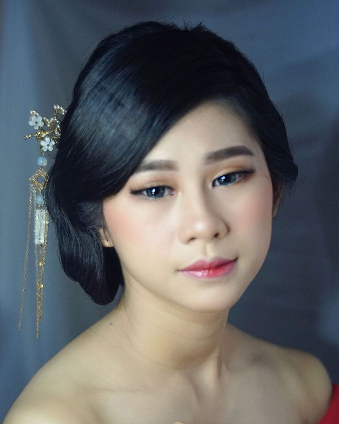 Ms. Marcelia by MRS Makeup & Bridal - 002