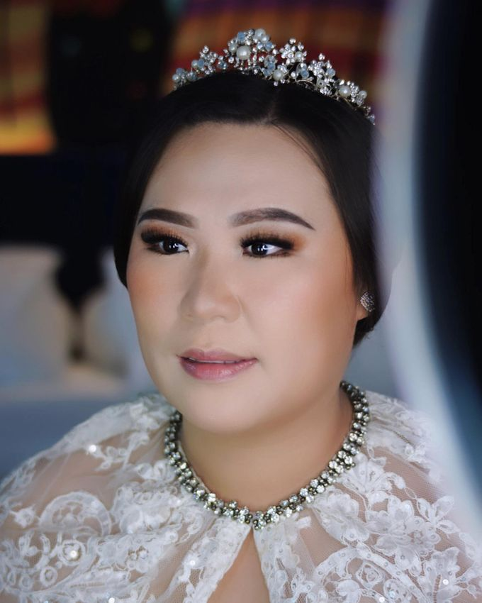 Ms. Angelina by MRS Makeup & Bridal - 002