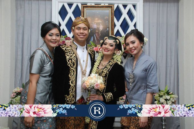 Wedding Of Rima & Rizky by Vivre Pictures - 020