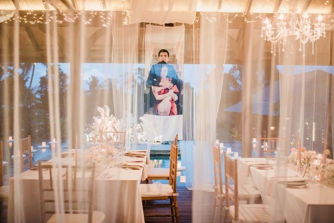 Wedding Anastasia & Arif by Bali Izatta Wedding Planner & Wedding Florist Decorator - 015