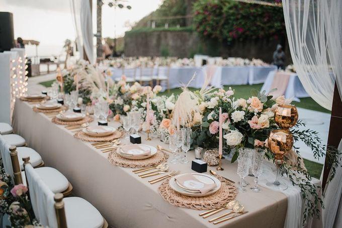 Wedding Asheeq & Vira by Bali Izatta Wedding Planner & Wedding Florist Decorator - 005