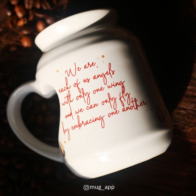 MUG MEME LOVE WEDDING KEVIN LILIANA & OSKAR MAHENDRA by Mug-App Wedding Souvenir - 005