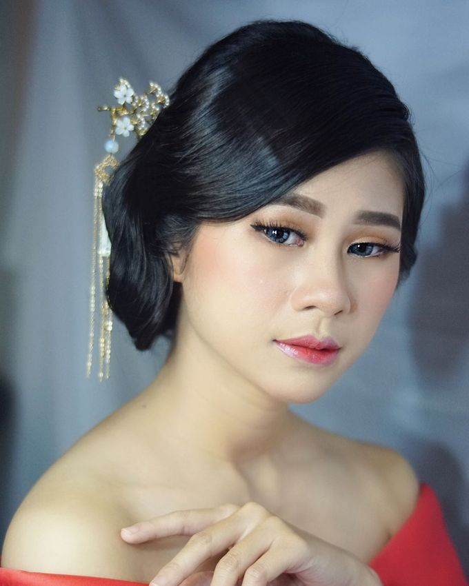 Ms. Marcelia by MRS Makeup & Bridal - 003