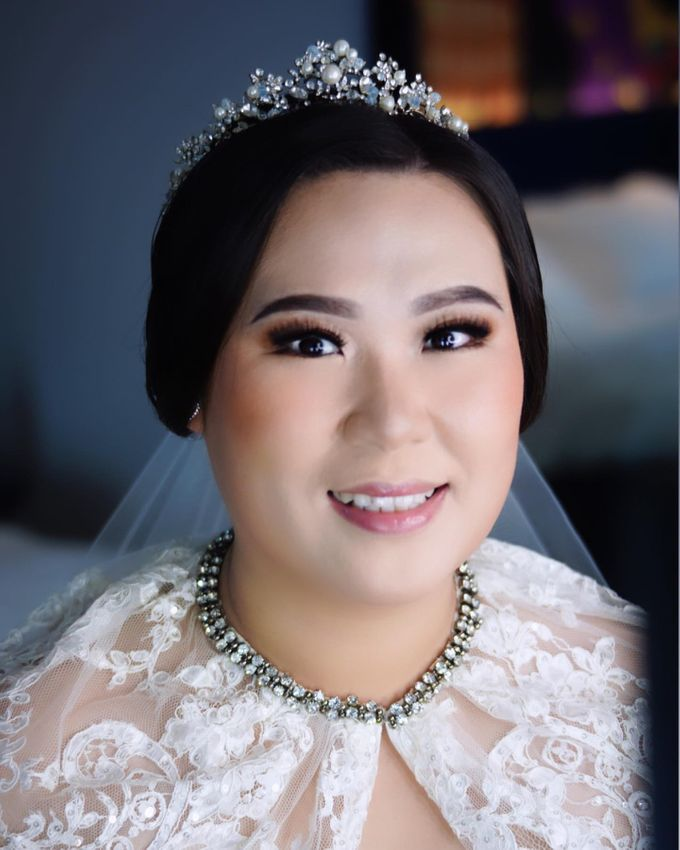 Ms. Angelina by MRS Makeup & Bridal - 003