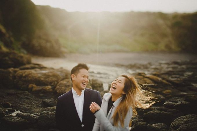 Melbourne Mornington Peninsula Prewedding by Samuel Goh Photography - 008