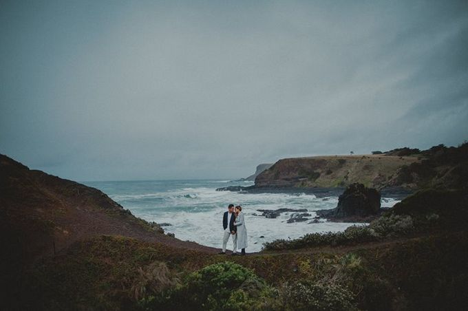 Melbourne Mornington Peninsula Prewedding by Samuel Goh Photography - 009