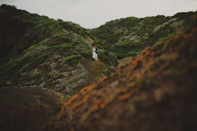 Melbourne Mornington Peninsula Prewedding by Samuel Goh Photography - 016