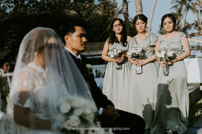 The wedding of Paschalia & Margita by Dona Wedding Decoration & Planner - 025