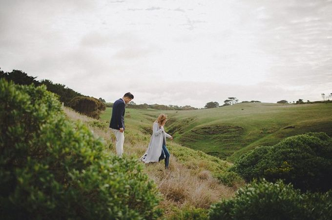 Melbourne Mornington Peninsula Prewedding by Samuel Goh Photography - 001