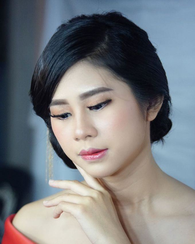Ms. Marcelia by MRS Makeup & Bridal - 001