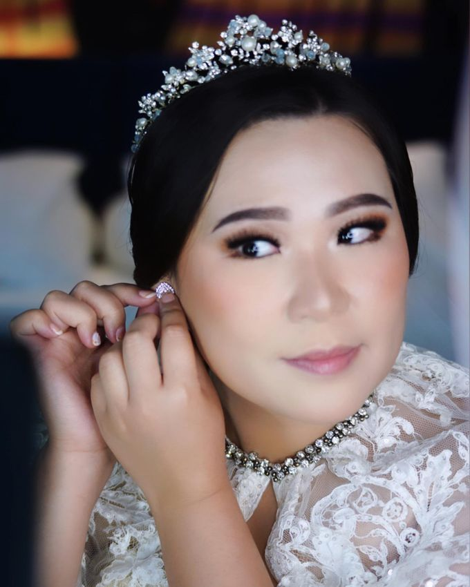 Ms. Angelina by MRS Makeup & Bridal - 001