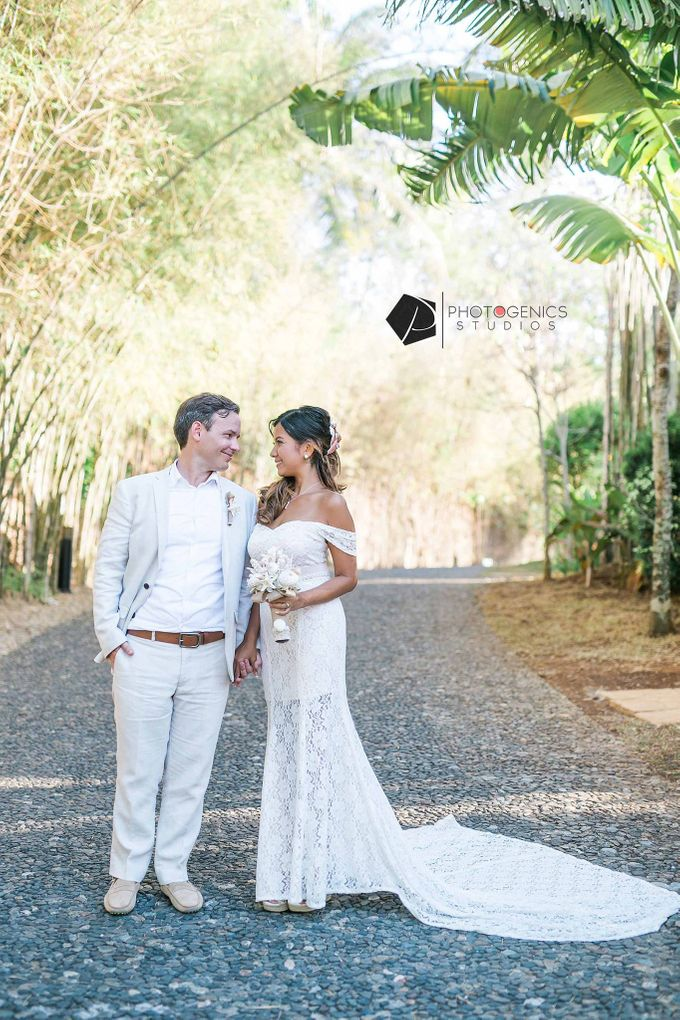 David and Mia Wedding by Photogenics Studios - 002