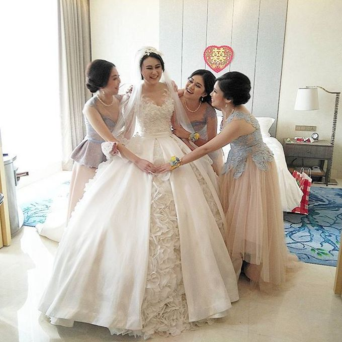 Wedding of Jonathan & Cindy by Vow Pictures - 017